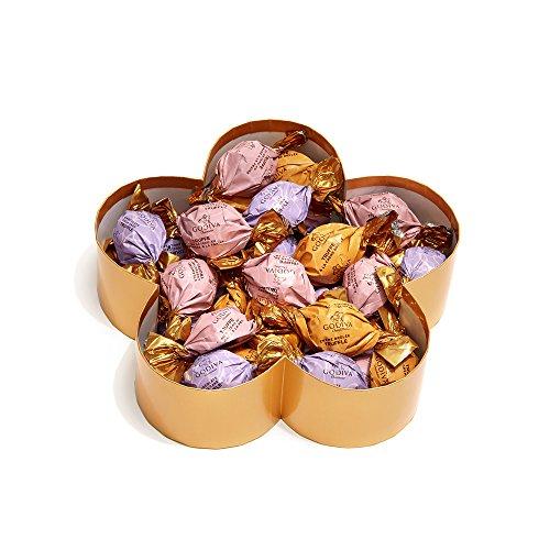 AUTHENTIC Godiva Chocolatier Wrapped Gift Box, Chocolate