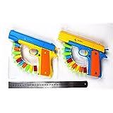 Semi Automatic Soft Bullet Pistol Gun Toys Mauser M1911 Classic Nerf Pistol Children's toy guns plastic Revolver shooter