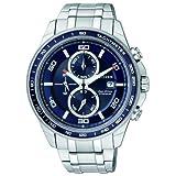 Citizen Men's Eco-Drive CA0345-51L Blue Titanium Eco-Drive Watch