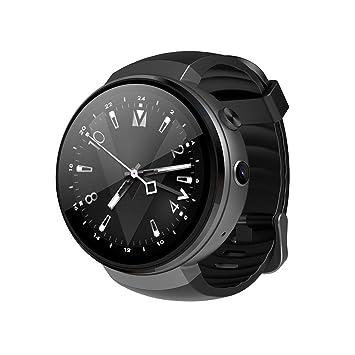 Xwly-Ft 4G Llamar Smart Watch Soporte SIM Tarjeta Móvil Datos WiFi ...