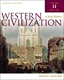 Bundle: Western Civilization: A Brief History, Volume II, 7th + Western Civilization Resource Center, InfoTrac Pritned Access Card, Jackson J. Spielvogel, 1111083096