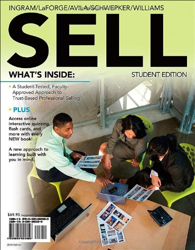SELL (with Review Cards and Premium Web Site Printed Access Card) (Available Titles CourseMate)