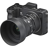 Sigma SD Quattro Digital Camera with 30mm F1.4 DC HSM At A Glance Review Image