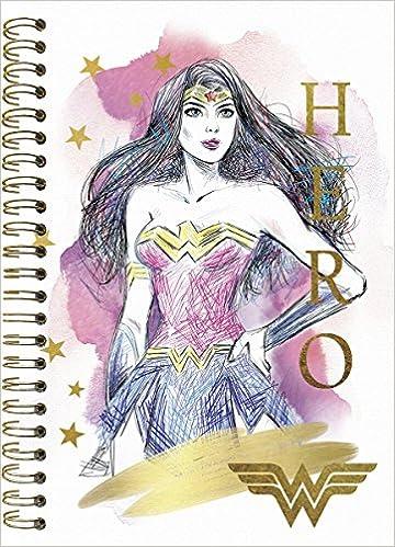Wonder Woman 2019 Weekly/Monthly Planner: Amazon.es: Trends ...