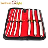 WDL HEGAR DILATORS SET OF 8 PCS DOUBLE ENDED