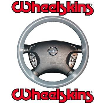 1992-10 Toyota Camry Original Genuine Leather Steering Wheel Cover - Burgundy