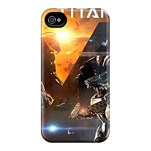 Maria N Young WrbylyJ5778DQkva Case Cover Skin For Iphone 4/4s (titanfall Poster)