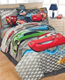 Disney/Pixar Cars Racing Full Comforter Set