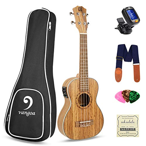 electric acoustic ukulele - 7