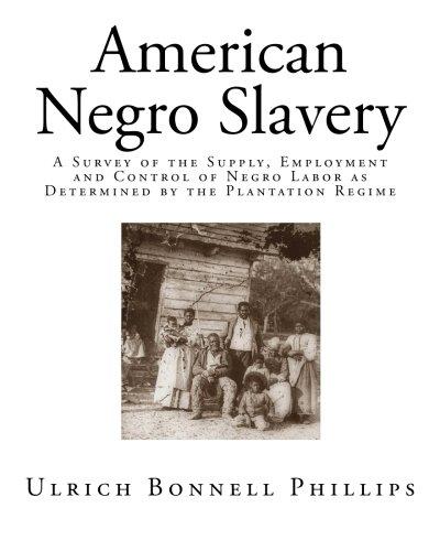 Search : American Negro Slavery (American Negro Slavery - African American Studies)