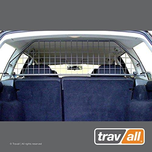 Travall Guard Compatible with Volkswagen Passat Wagon (1996-2005) TDG0401 - Rattle-Free Steel Pet Barrier