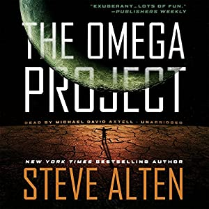 The Omega Project Audiobook