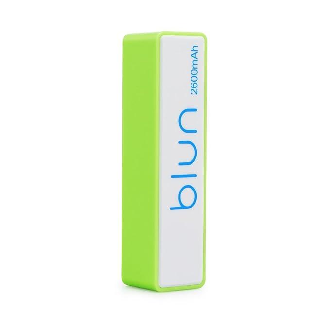 Blun Power Bank - Banco de energía portátil y recargable de ...