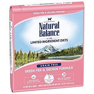 4. Natural Balance Limited Ingredient Dry Cat Food