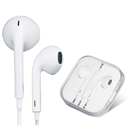 Shopline 3.5mm Jack Headphones with Mic for iPhone 4 4S  Amazon.in   Electronics 9a327b088c6d7