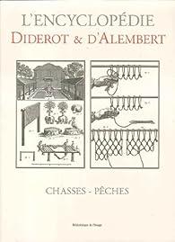 ENCYCLOPEDIE par Denis Diderot
