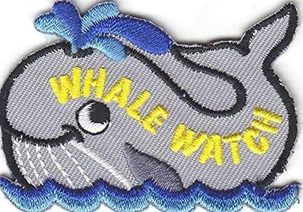 S m l maritime nautical lifesaver embroidered iron sew on