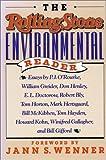 The Rolling Stone Environmental Reader, John Lagana, Sid Holt, Howard Cohn, 1559631678