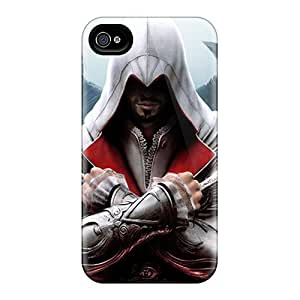 Cute High Quality Iphone 4/4s Assassins Creed Bro Case