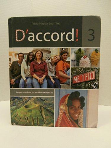 (D' Accord! Level 3)