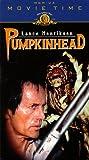 Pumpkinhead [VHS]