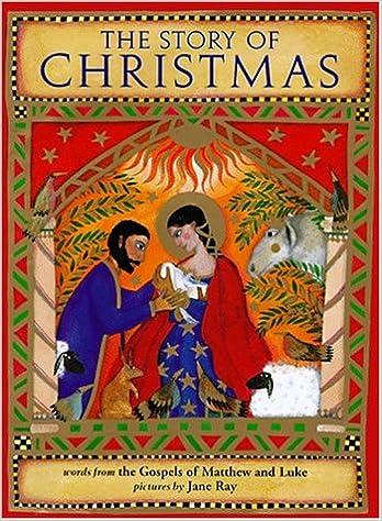 The Story Of Christmas.The Story Of Christmas Jane Ray 9780140564563 Amazon Com