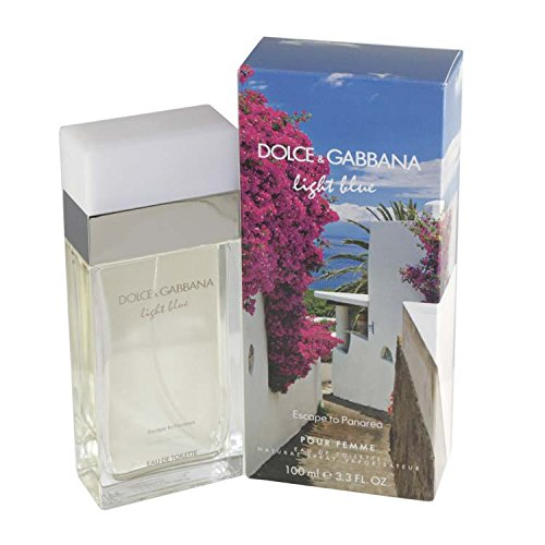 Dolce and Gabbana Light Blue Escape to Panarea Eau De Toilet