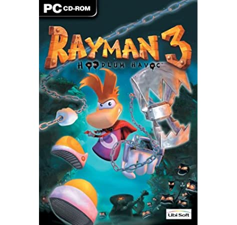 RAYMAN 3: Amazon.es: Videojuegos