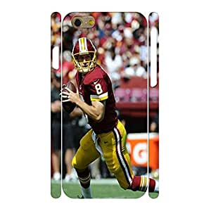 Cool Sports Series Print Football Athlete Action Pattern Hard Plastic Phone Skin for Iphone 6 Case - 4.7 Inch
