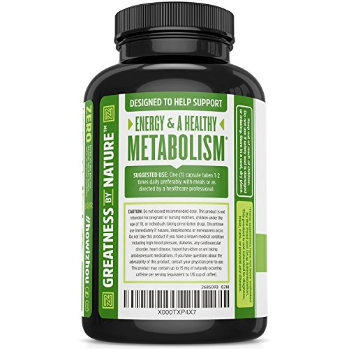 Green-Tea-Extract-Supplement-with-EGCG-for-Weight-Loss-Metabolism-Energy-and-Healthy-Heart-Formula-Gentle-Caffeine-Source-Antioxidant-Free-Radical-Scavenger-120-Capsules