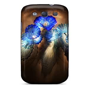 New Arrival Sea Flowers 3d POr28435FdUZ Cases Covers/ S3 Galaxy Cases Black Friday