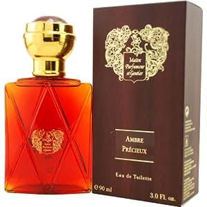 Et Gantier by Maitre Parfumeur Ambre Precieux Eau De Toilette Spray for Men, 3.3 Ounce