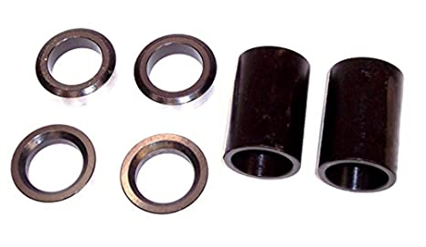 8mm Threads EMPI 16-2304 Forged Chromoly Conversion Stub Axle for T1 IRS Suspension to T2 CV Joint Each