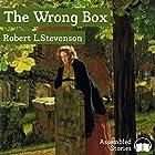 The Wrong Box Hörbuch von Robert L. Stevenson Gesprochen von: Peter Newcombe Joyce