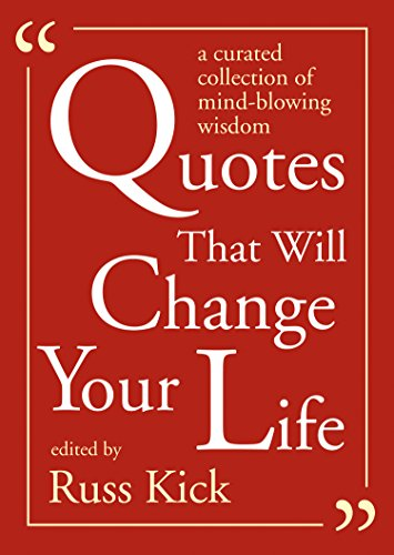 Download Quotes That Will Change Your Life A Currated Collection Of