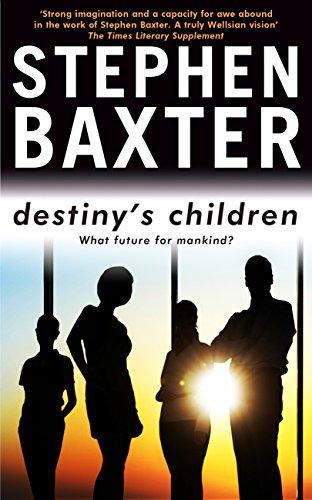 book cover of Destiny\'s Children