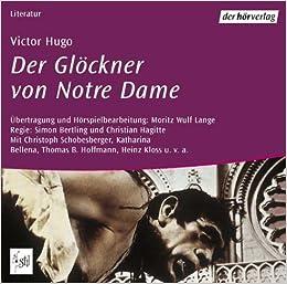 Book Der Glöckner von Notre Dame, 2 Audio-CDs;