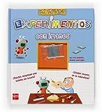 img - for Experimentos con imanes book / textbook / text book