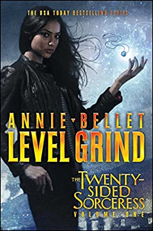 book cover of The Twenty-Sided Sorceress