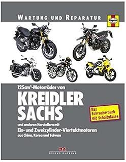 Ölfilter Moto Filters MF131 für Hyosung Kreidler Qingqi Sachs ZZ Suzuki TU GZ Auto & Motorrad: Teile