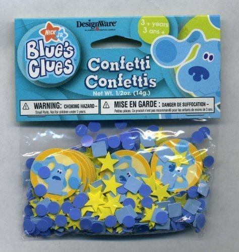 Blue's Clues: Confetti by Nick Jr Blue's ()