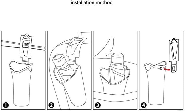 Multifunzionale Portatile Ombrello Contenitore per Auto MOGOI portaombrelli