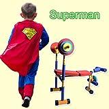 Akicon Kids Exercise Equipment - Adjustable Toy