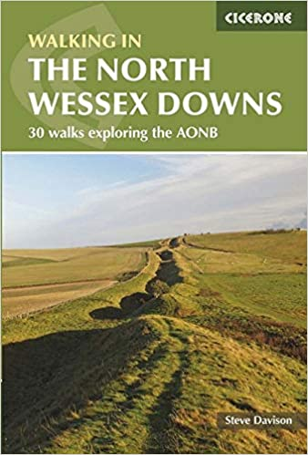 Wiltshire Walking Guidebook (Cicerone)