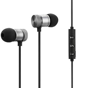 Magiyard Inalámbricos Bluetooth Auriculares, In-Ear Auriculare, Auriculares inalámbricos Bluetooth 4.1 Estéreo Deportes