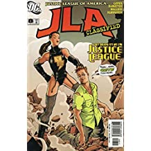 JLA: Classified #8 VF/NM ; DC comic book