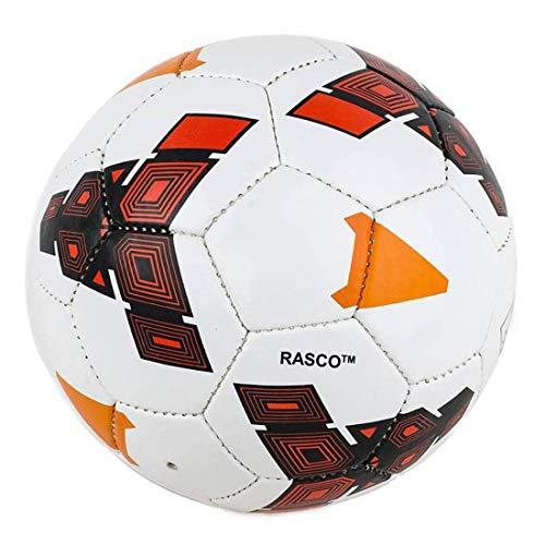 RASCO Maroon Strike 32 Panel Football  Size 5
