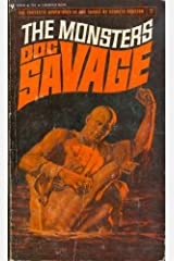 Doc Savage #7: The Monsters Mass Market Paperback
