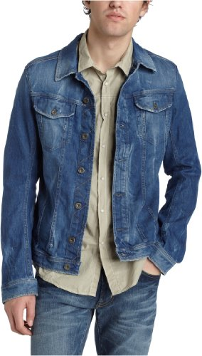 Diesel Men's Jympo Jacket, Denim, Large