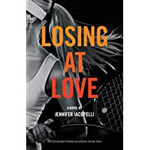 Losing at Love (Outer Banks Tennis Academy Book 2)